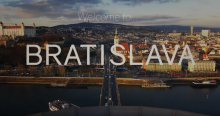 Welcome to Bratislava - Slovakia